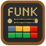 FunkBox Drum Machine For iPad