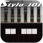 Stylophone and SH-101 for iPad iPhone