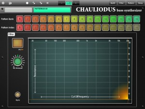 Chauliodus Bass Synthesizer Screenshot