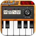 MiniSynth2 Synthesizer For iPhone