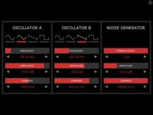 The Oscillator Screenshot