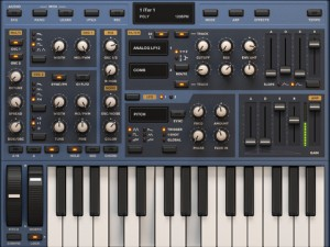Sunrizer Synthesizer Version 3 Screenshot