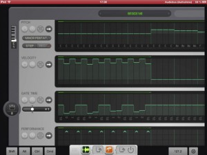 Thesys iPad Screenshot