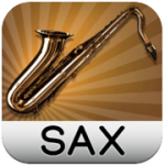iFretless Sax iPad iPhone