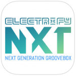 Electrify NXT iPad Groovebox