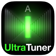 UltraTuner Instrument Tunes for iOS