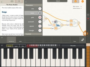 modal pro modular synthesizer for ipad ipad music apps blog music app reviews news and. Black Bedroom Furniture Sets. Home Design Ideas
