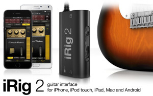 iRig2 Guitar Interface For iOS