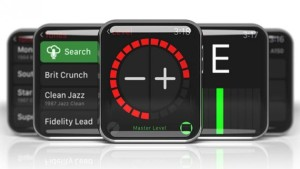 Amplifi Remote Apple Watch Guitar Effects