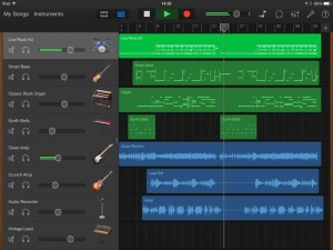Loops For Garageband iPad