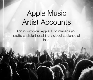 Apple Music Artist Connect