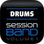 SessionBand Drums Icon