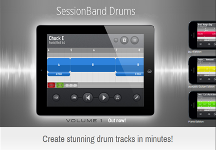 SessionBand Drums