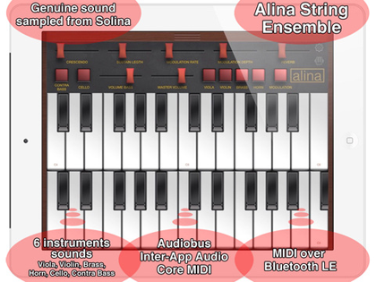 Alina-String-Ensemble-For-iOS