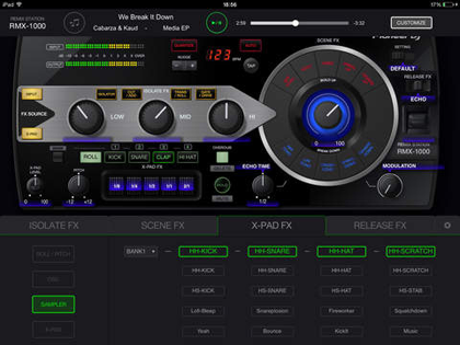 Pioneer-RMX-1000-Dj-Effects-For-iPad