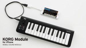 Korg Module For iPhone