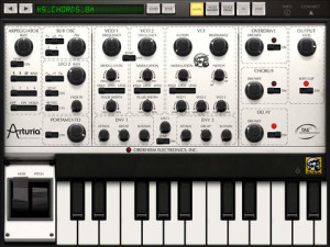 iSEM Audio Unit Synthesizer for iOS