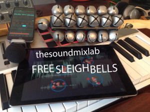 Fere Sleigh Bells Samples iPad