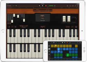 Garageband iPhone iPad Live Looper