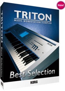 Korg Triton iPad iPhone Module