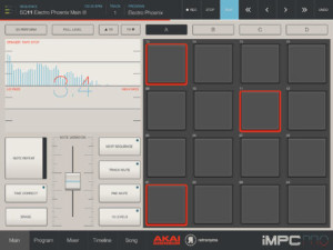 iMPC MPC FOR IPAD