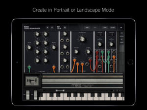 Moog Model 15 Modular Synth For iOS
