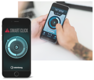Smart Click Free Metronome For iPhone iPad