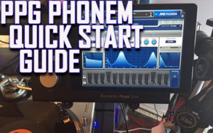 How to make singing voices with PPG Phonem