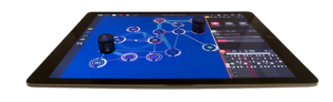 Reactable Rotor Controllers