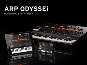 Korg Arp Odyssey For iPad and iPhone