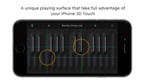 Roli Seaboard 5D iOS synth with 3D touch