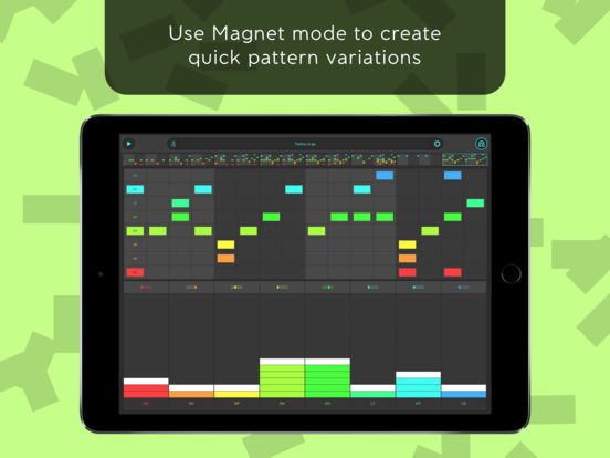 maschine jam ipad music apps blog music app reviews news and tutorials. Black Bedroom Furniture Sets. Home Design Ideas