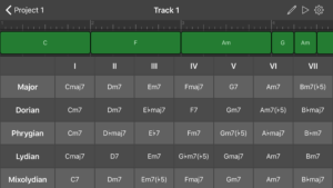 ChordBud Chord MIDI Sequencer | iPad Music Apps Blog - Music app