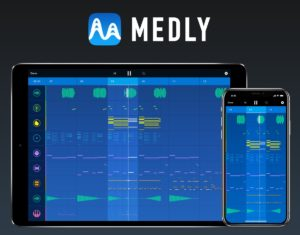Medly Import Audio Drag and Drop | iPad Music Apps Blog