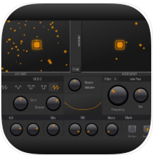 Learn how to make drums in a synthesizer on an iPad
