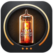 Guitar amp simulator for iphone and ipad