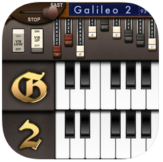 Best Organ For iOS Galileo 2