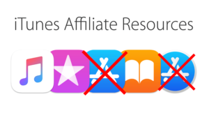Apple removes apps from affiliate program