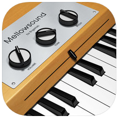 Mellotron app for iOS