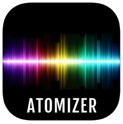 Atomizer glitch stutter pitch app