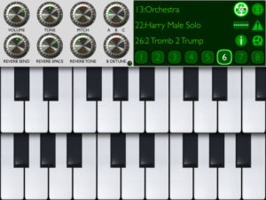 Streetly Electronics Mellotron for iOS