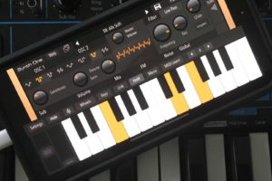 Free Synth One iPhone Synth