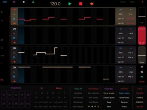 PolyPhase AU Generative Sequencer