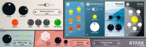 Guitar effects and amps for iOS