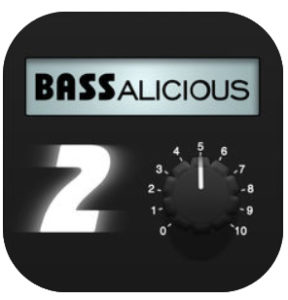 Synth Bass app for iPad