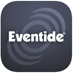 Eventide Blackhole for iPad and iPhone
