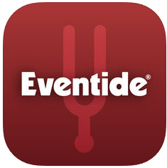 Eventide Micropitch for iPhone and iPad