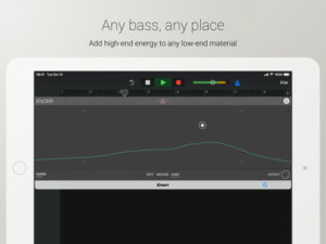 Knorr Bass Exciter App