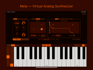 Mela Synth Virtual Analog Synth