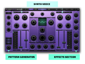ShowckWave Synth For iPad